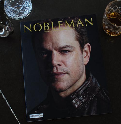 Nobleman Matt Damon