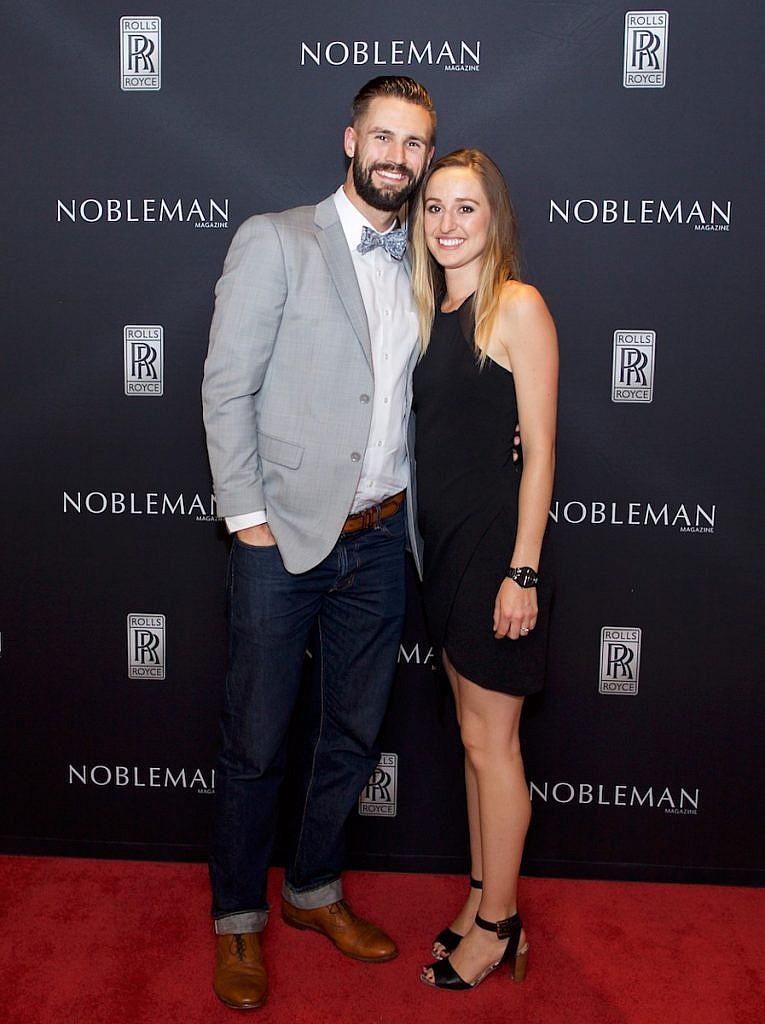Nobleman Magazine Launch Party