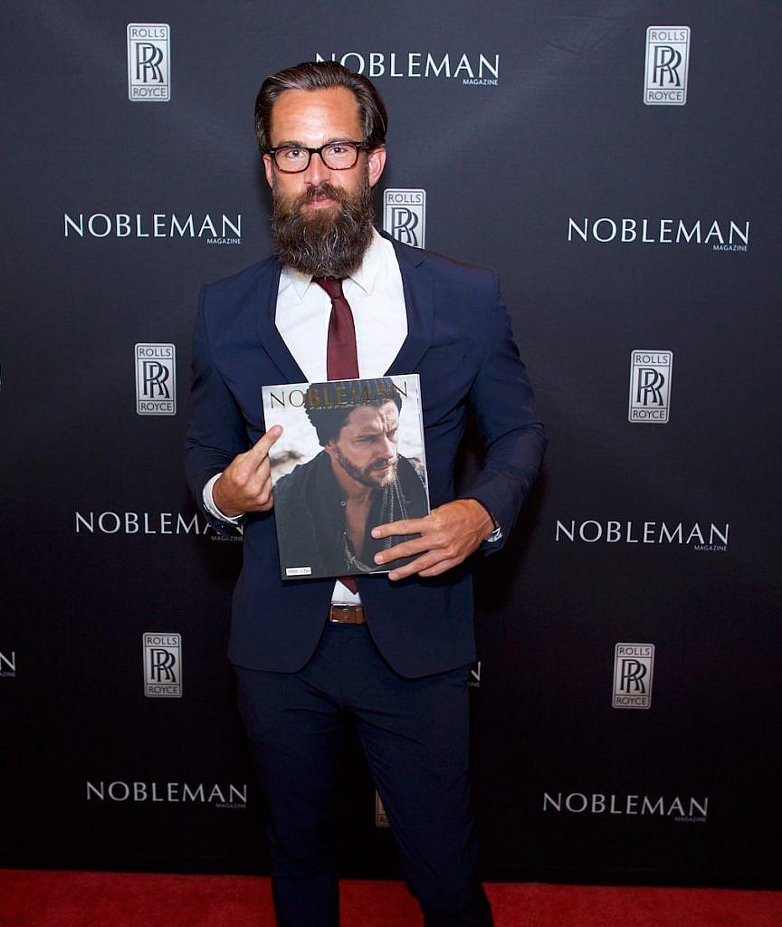 Nobleman Magazine Launch Party.