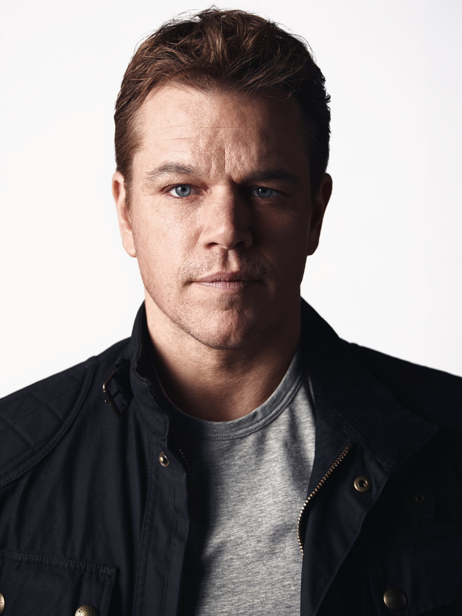 Matt Damon Exclusive �...