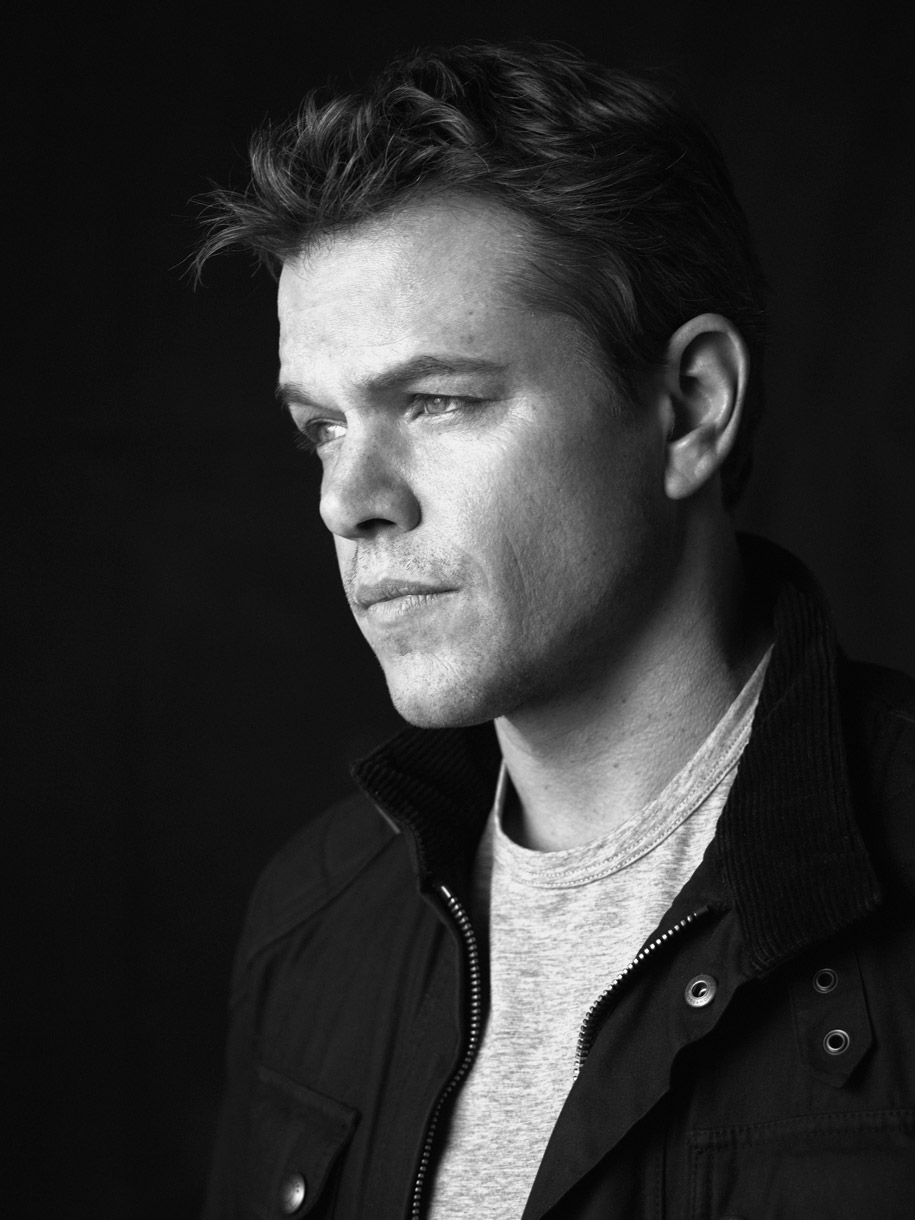 matt damon exclusive nobleman magazine