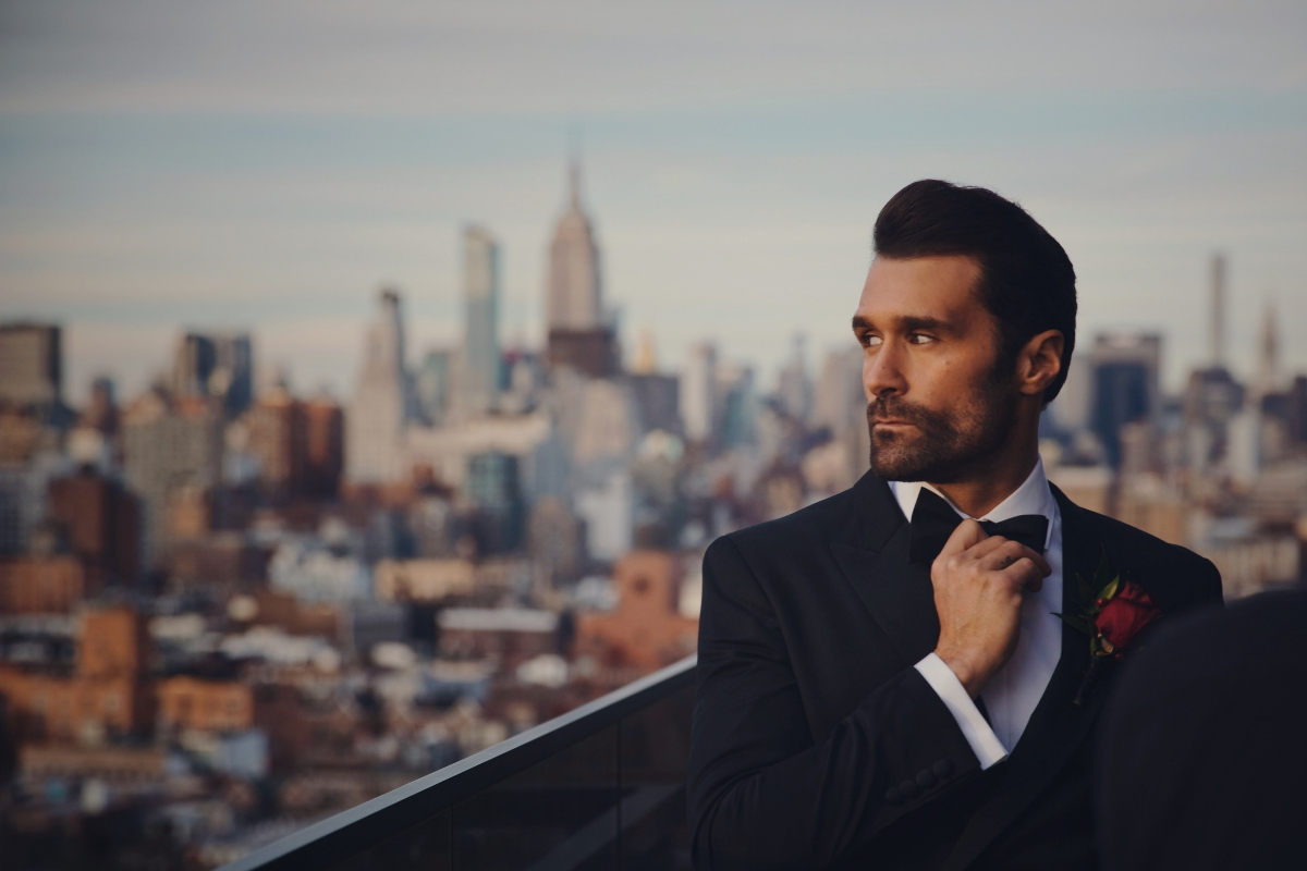 a2cf061a9d7c Is a tuxedo the only option for a black-tie event? The answer is no… Times  have changed. A gentleman now has more options than ever before, and  probably for ...