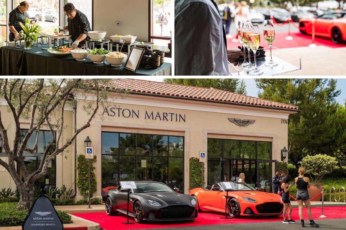 Aston Martin Takes The Beach By Storm Nobleman Magazine