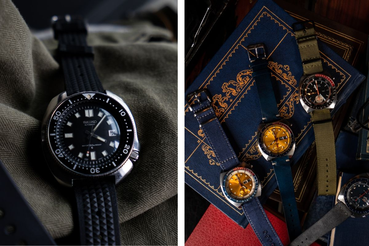From Seiko With Love Nobleman Magazine